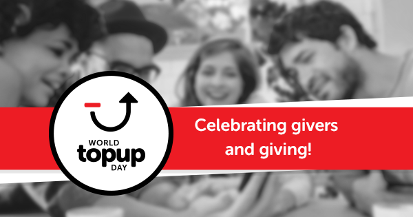 World Top Up Day