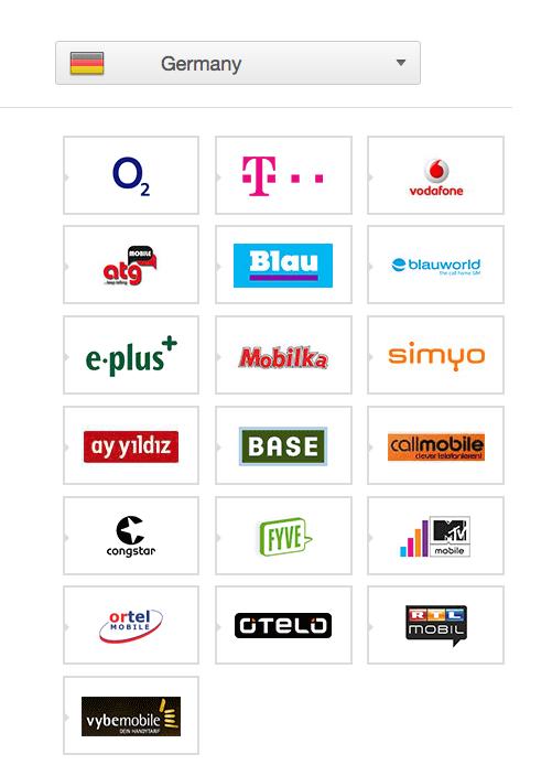 NEW! Mobile top ups to other countries: Botswana, Lebanon ...