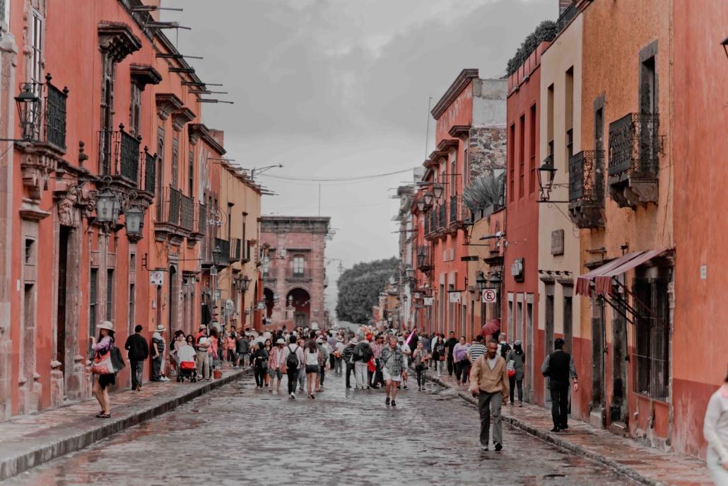 street view - mexico