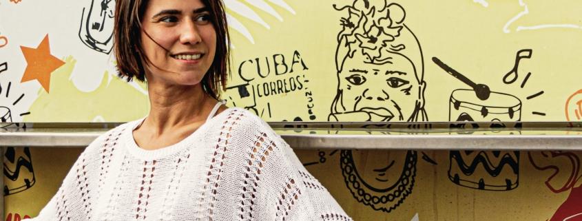 proud woman in Cuba