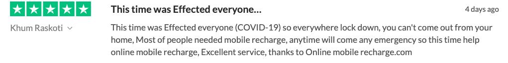 review MobileRecharge.com