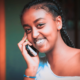 Teen getting credit from abroad to talk in Ethiopia