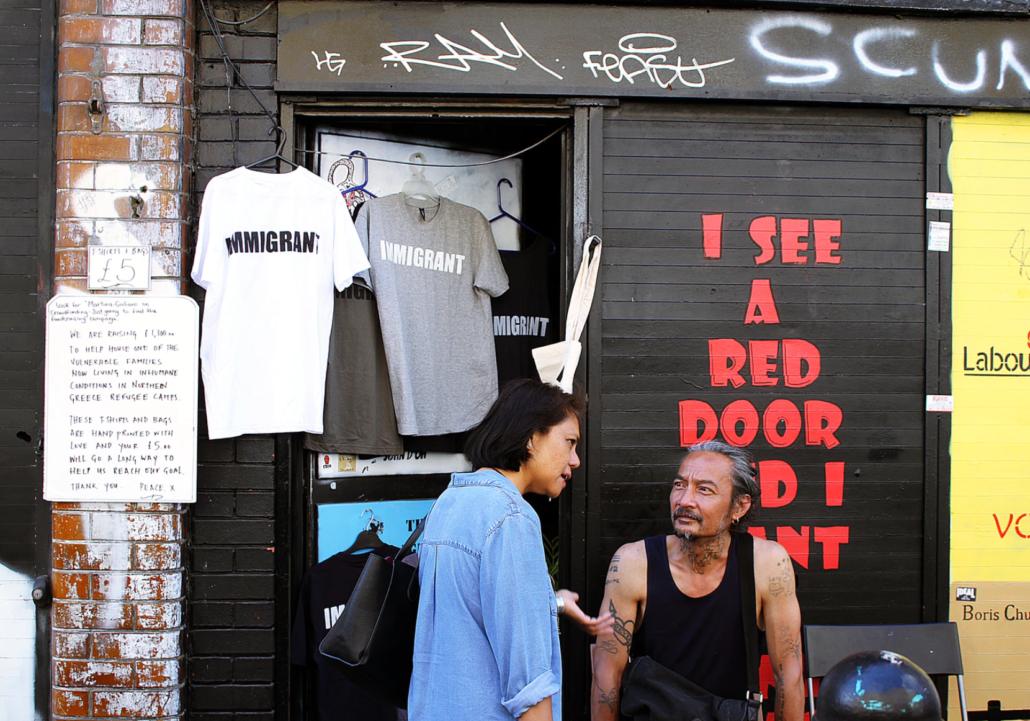 immigrant store