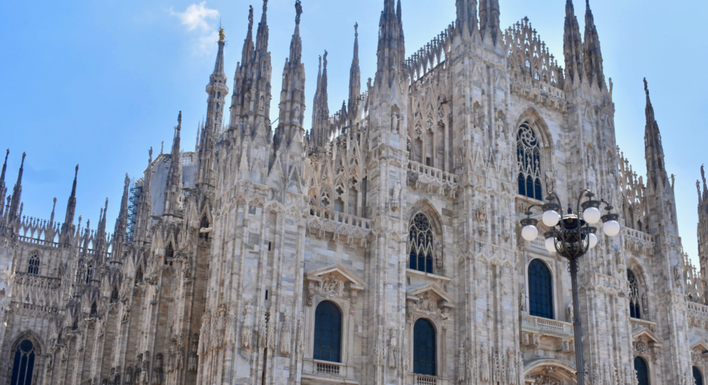 Dumo di Milano, Italia
