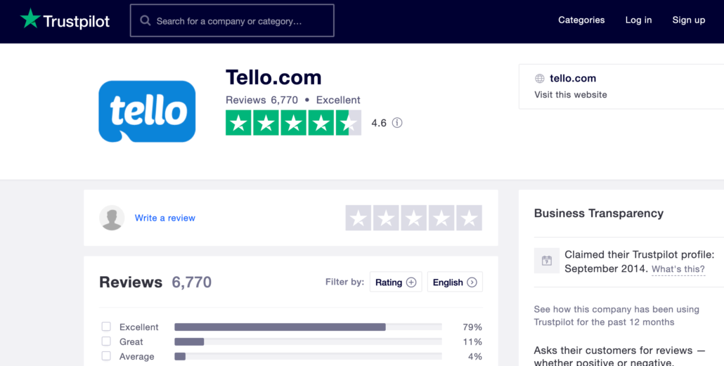 Tello.com partners up with MobileRecharge.com