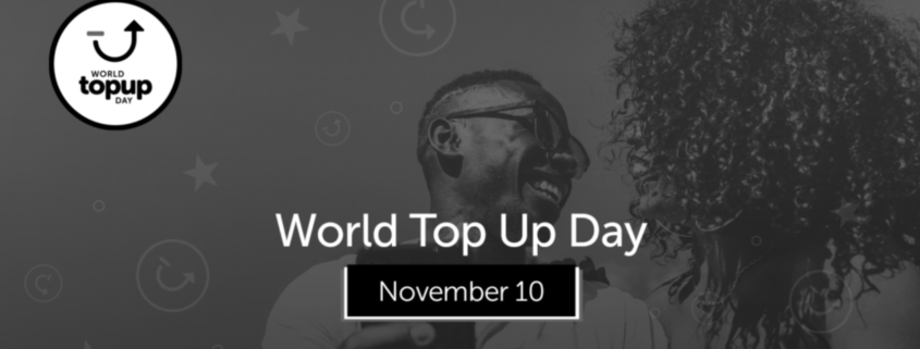 World Top Up Day 2020