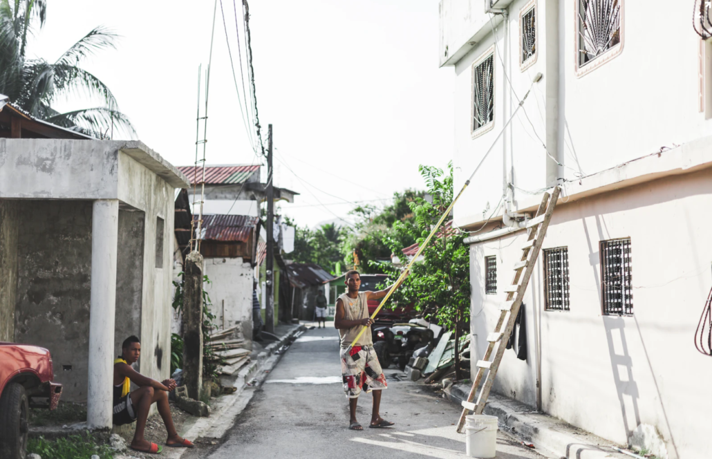 men in Dominican Republic