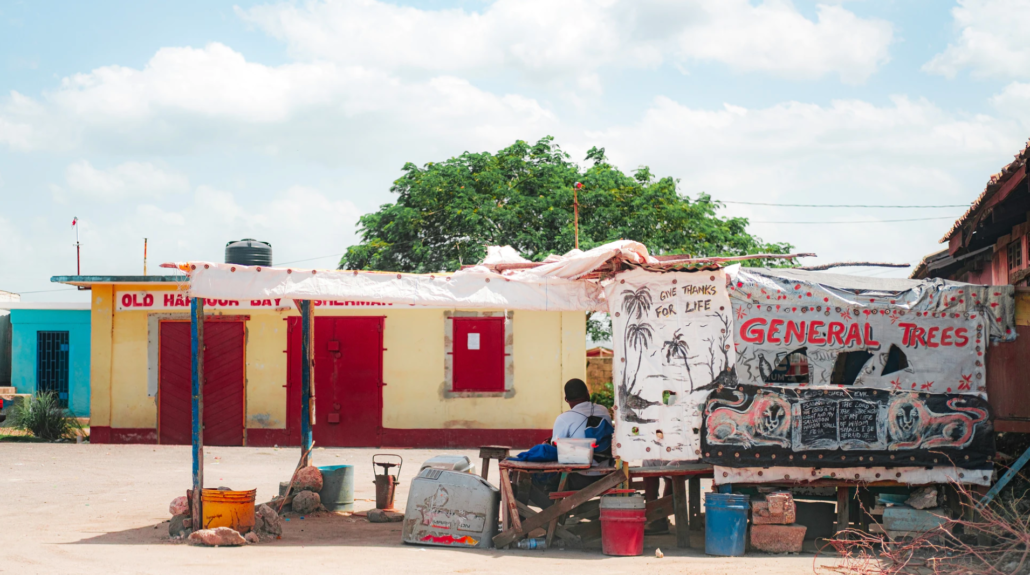 Jamaica street view