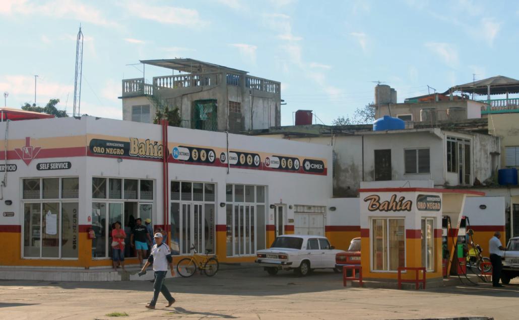 shops in Cuba
