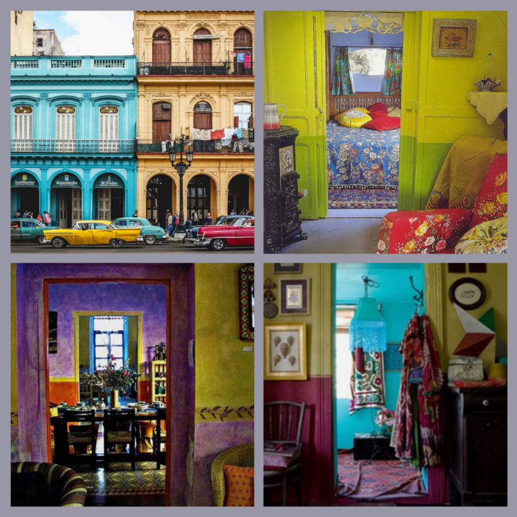 Cuban decor